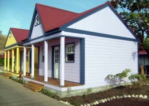 Large Canmore Cabins - Summerwood Products
