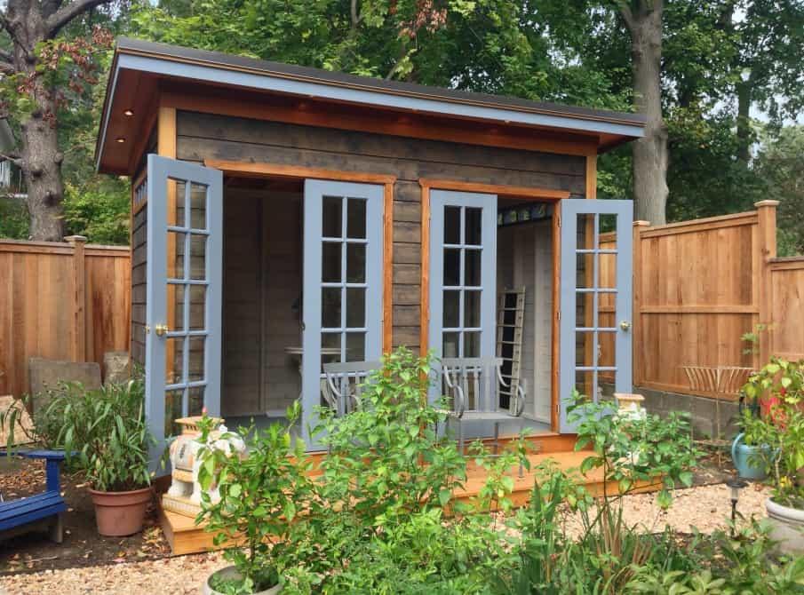 Urban Studio Doors Open - Summerwood Products