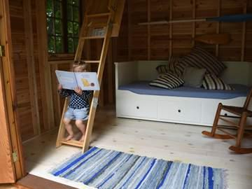 summerwood products bunkie| cottage bunkie| bunkie kit| build a bunkie| tiny home| cedar bunkie| glen echo bunkie| diy bunkie kit - Summerwood Products