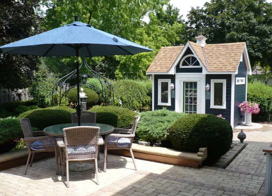Copper Creek Garden She Shed - Summerwood Products