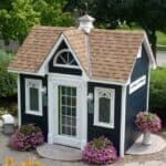 Copper Creek Garden Shed - Summerwood Products