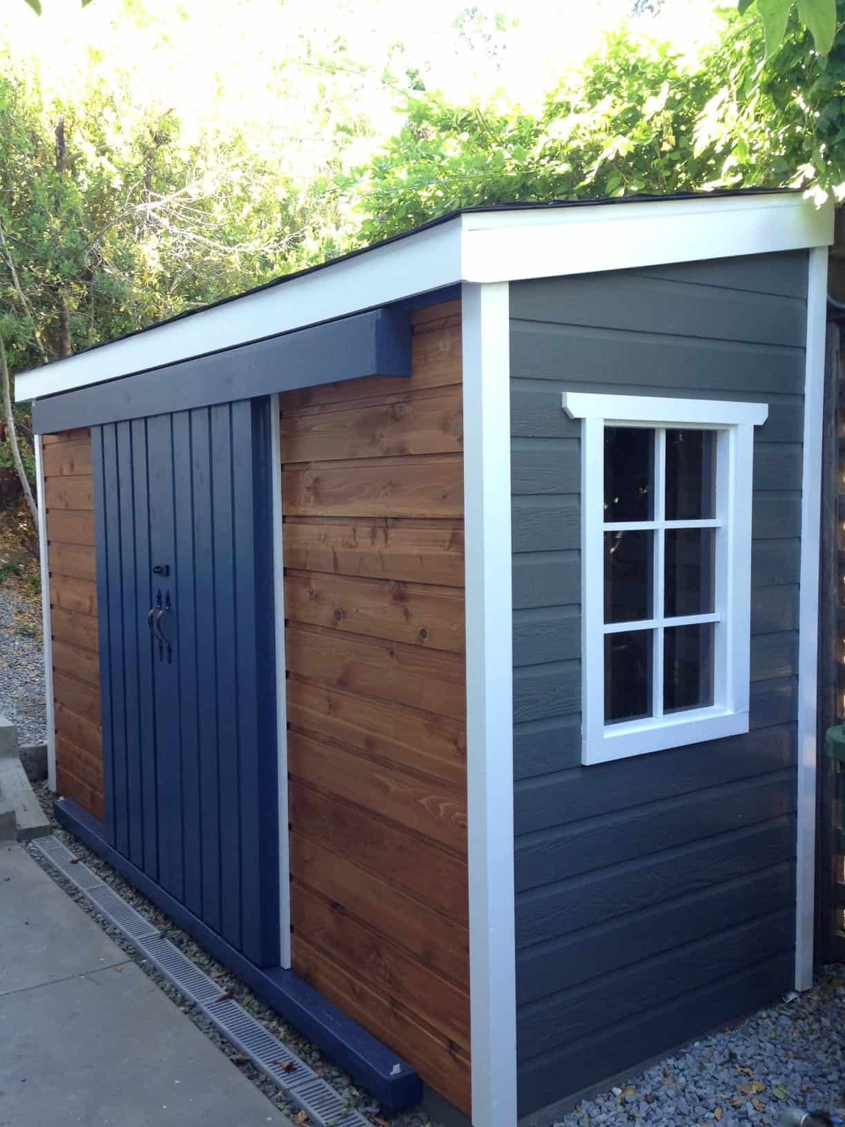 Sarawak Leaning Shed - Summerwood Products