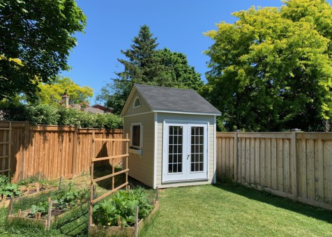 Palmerston Garden Shed | Backyard Shed | Custom Shed | Shed For Backyards - Summerwood Products
