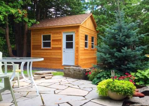 fall storage shed custom storage shed backyard storage shed storage shed toronto custom storage shed toronto - Summerwood Products