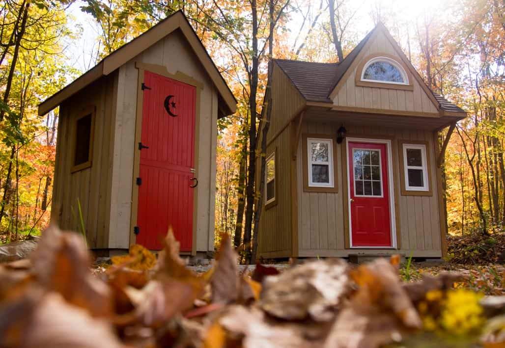 Ultimate Bunkie Build - Summerwood Products