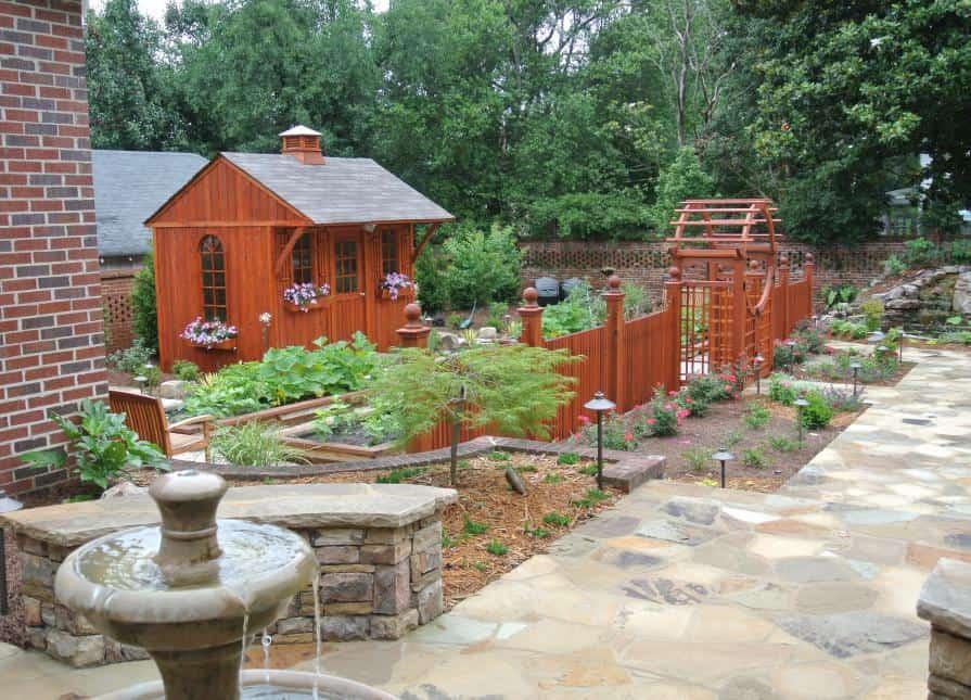 Garden Shed & Garden - Summerwood Products