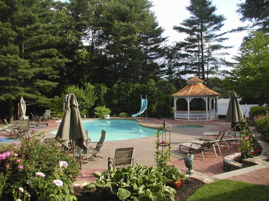 Landscape Design Ideas Gazebos - Summerwood Products