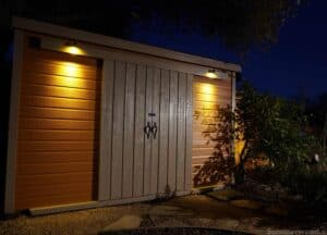 Sarawak - Leaning Shed - Summerwood Products