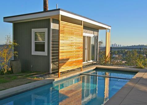 Verana Pool House - Summerwood Products