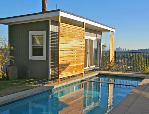 The Modern Verana Pool House