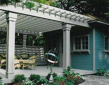 Garden Trellis - Summerwood Products
