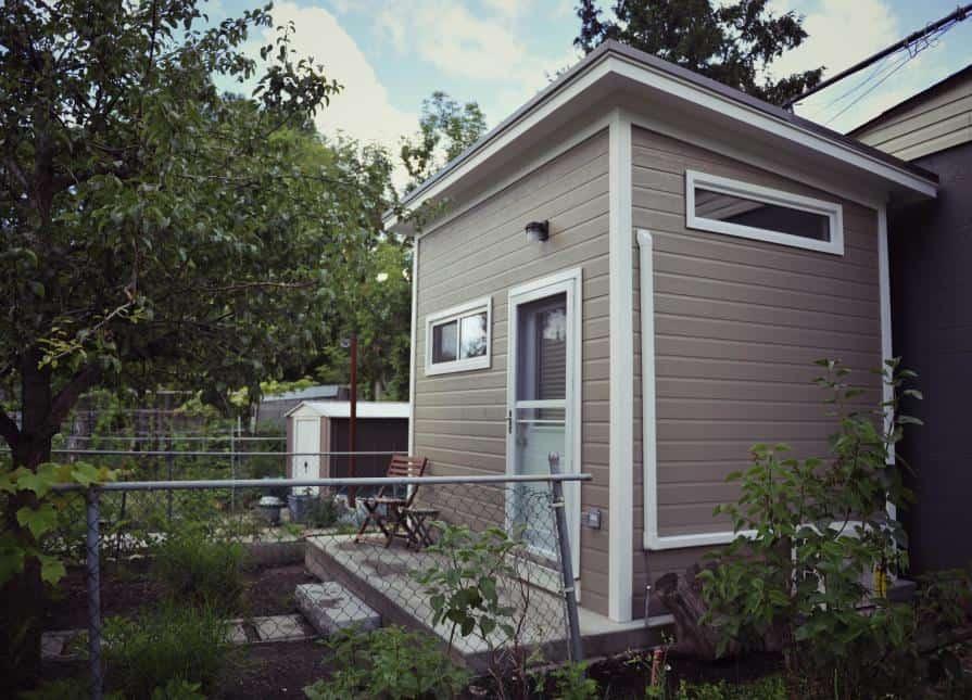 Exterior Urban Studio Home Studio - Summerwood Products