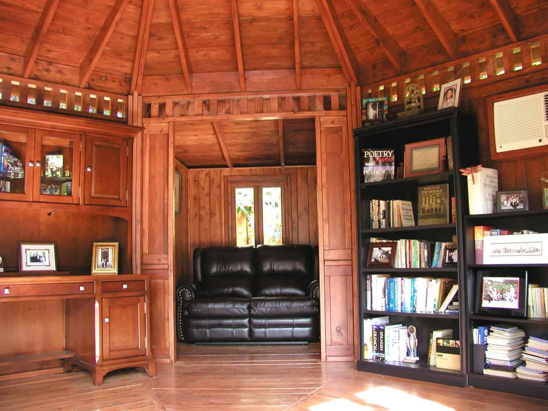 Reading Room | Backyard Home Office Studio - Summerwood Products