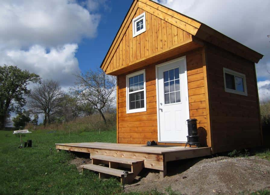 Telluride Wood Cabins Madoc, Ontario - Summerwood Products
