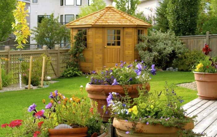 11 Unique Themes For Outdoor Buildings - Summerwood Products