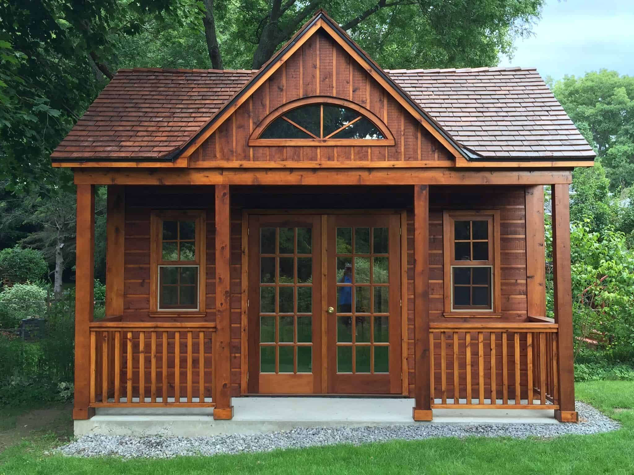 Cabins: For Extra Space and Privacy - Summerwood