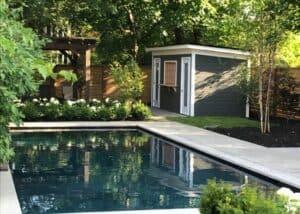 Urban Studio surfside summerwood pool house - Summerwood Products