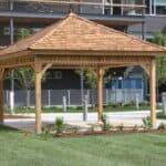 Montpellier Gazebo - Summerwood Products