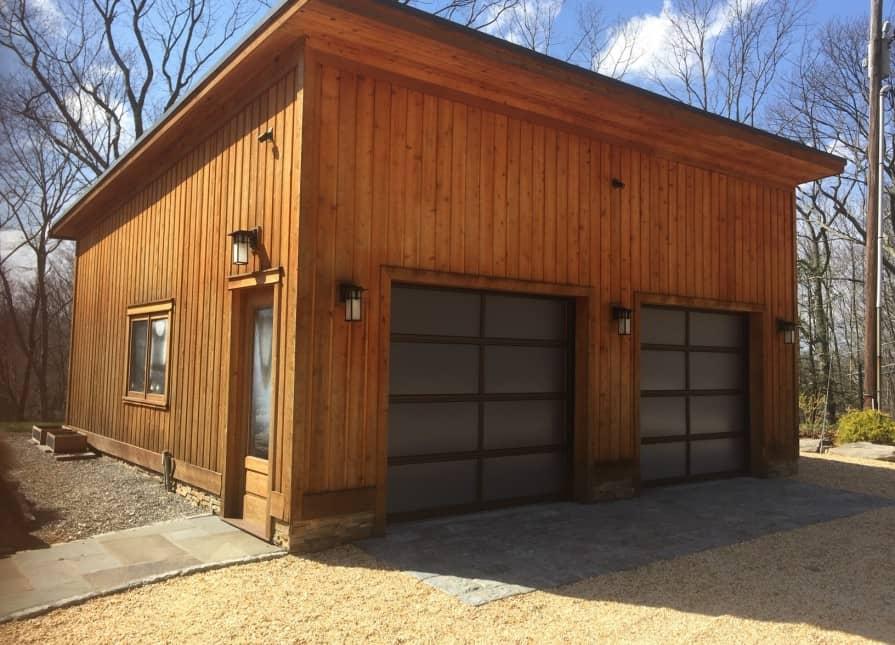Custom Urban Garage Design Doors - Summerwood Products