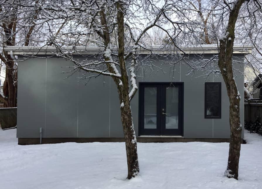 Urban Garage Design Siding - Summerwood Products