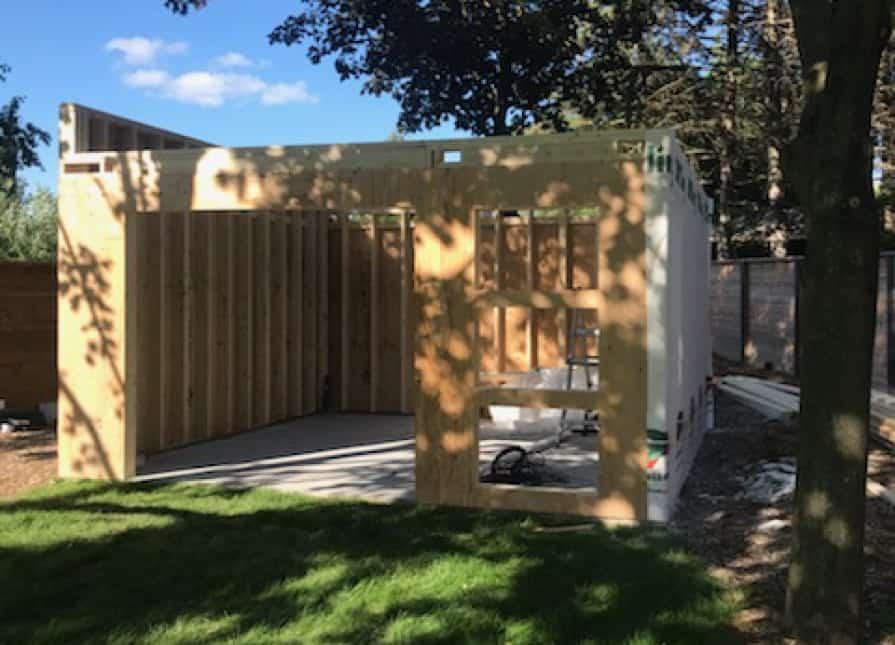 Urban Garage Design - Summerwood Products