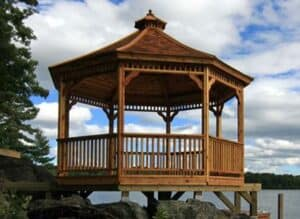 Choosing a site for your gazebo - Summerwood Products