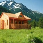 Canmore Cabin - Summerwood Products