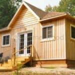 Sonoma Prefab Cabin - Summerwood Products