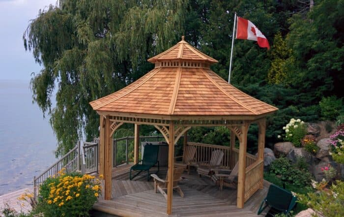 Tips And Ideas: Gazebos - Summerwood Products