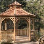 Victorian Gazebo - Summerwood Products