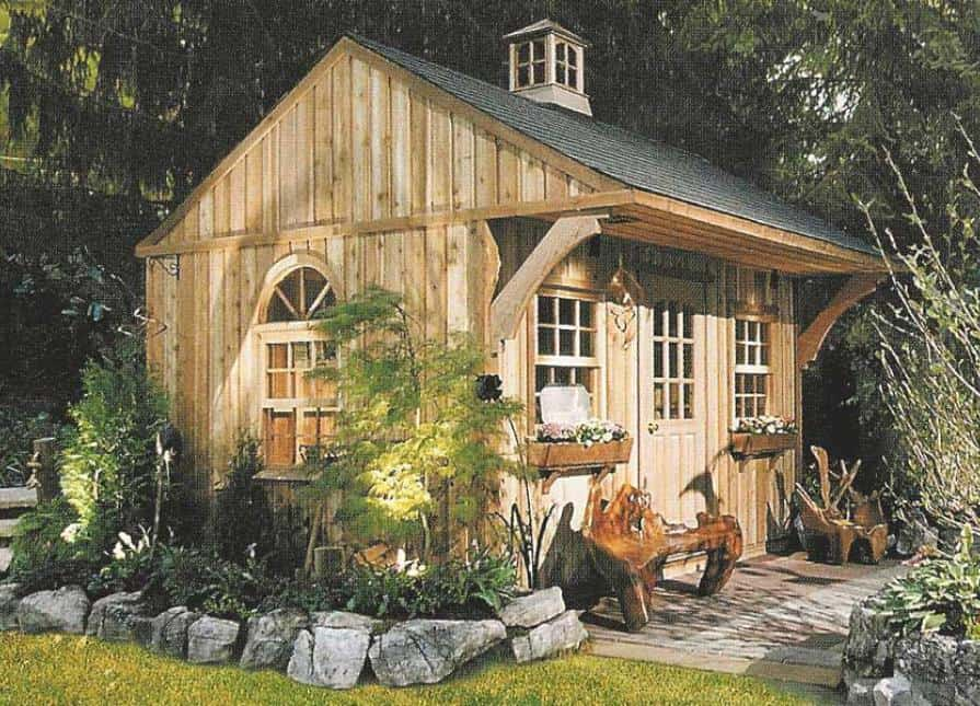 Glen Echo | Workshop Locations - Summerwood Products