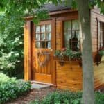Palmerston Home Studio Garden Shed - Summerwood Products