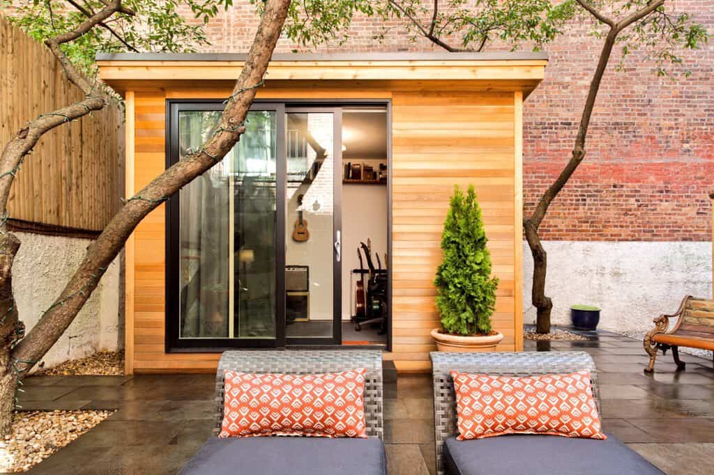 home studio sheds - Summerwood Products