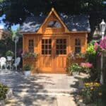 8' X 12' Copper Creek Shed - Summerwood Products