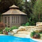 San Cristobal Pool Gazebos - Summerwood Products