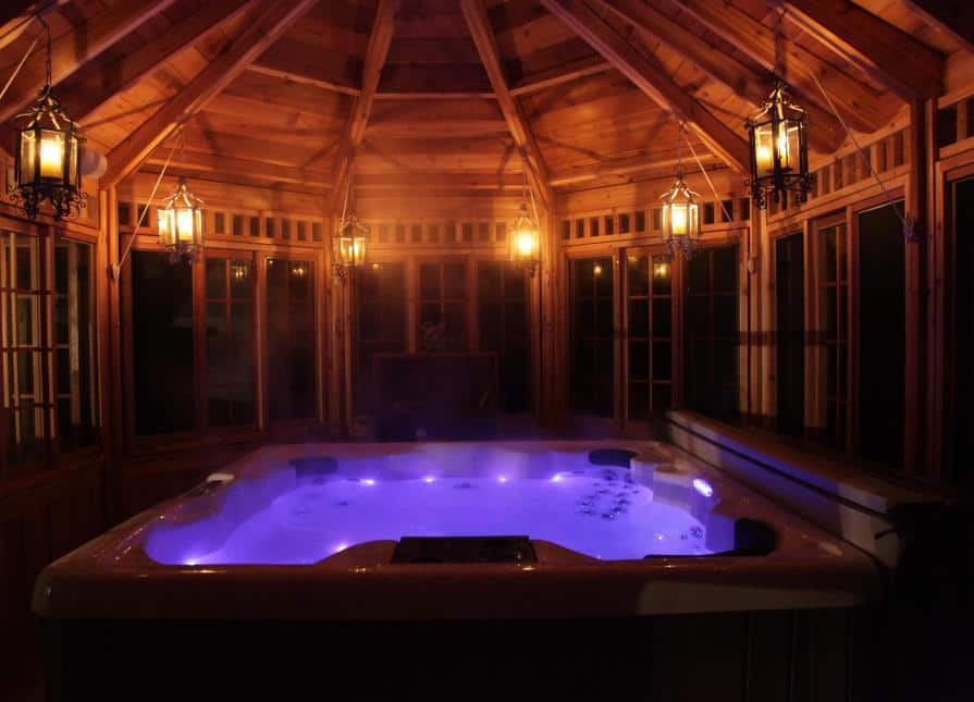 summerwood spa enclosures