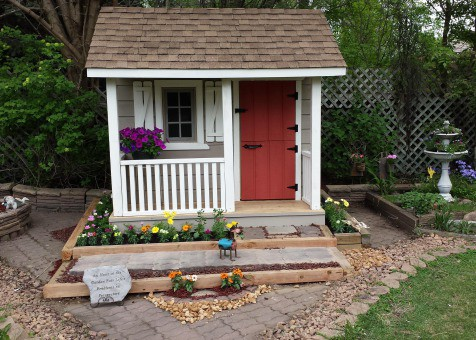 Playhouse Ideas - Summerwood Products