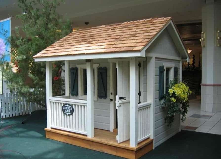 Peach Pickers Playhouse Locations - Summerwood Products