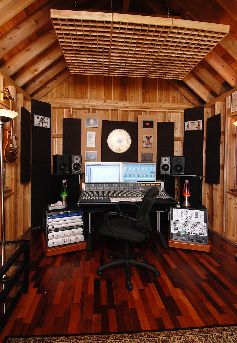 Home Office Studio Workshop - Summerwood Products