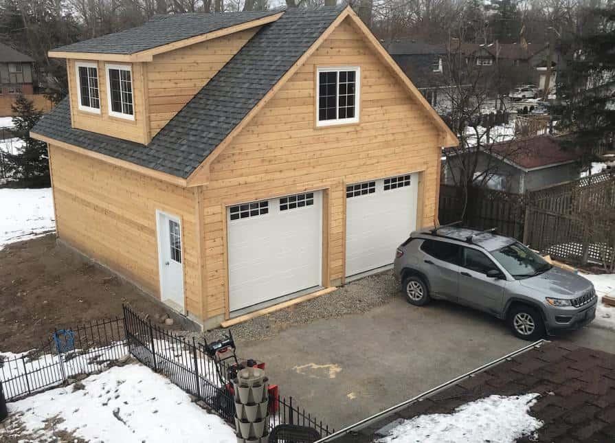 Alpine Garage | Garage Kits - Summerwood Products