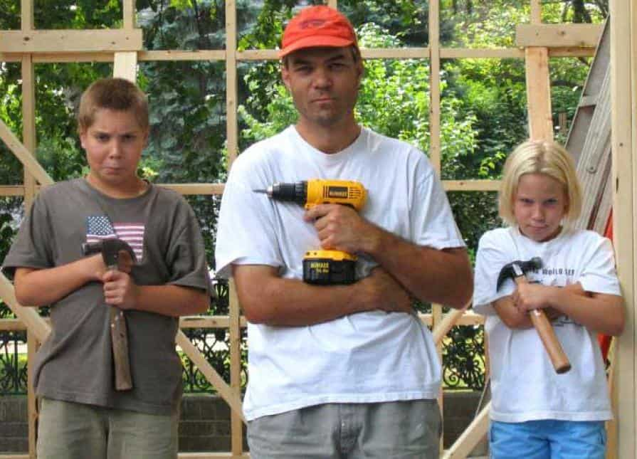 Family Time: Top 10 Advantages Of Involving Kids In Outdoor Projects - Summerwood Products