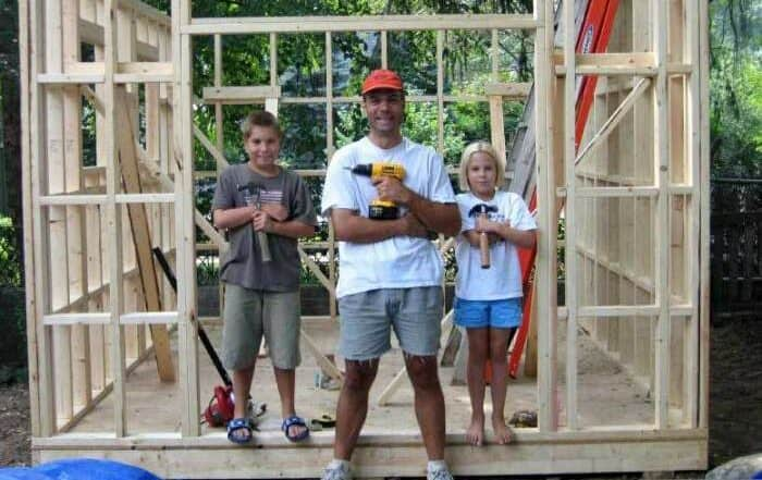 Advantages Of Family Time & Outdoor Projects - Summerwood Products