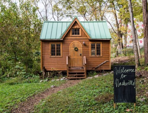Create A Dreamy AirBnB Cabin With Summerwood