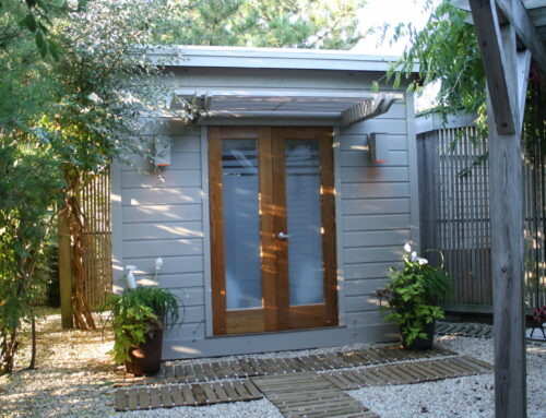 5 Modern Design Tips for Your Backyard Shed