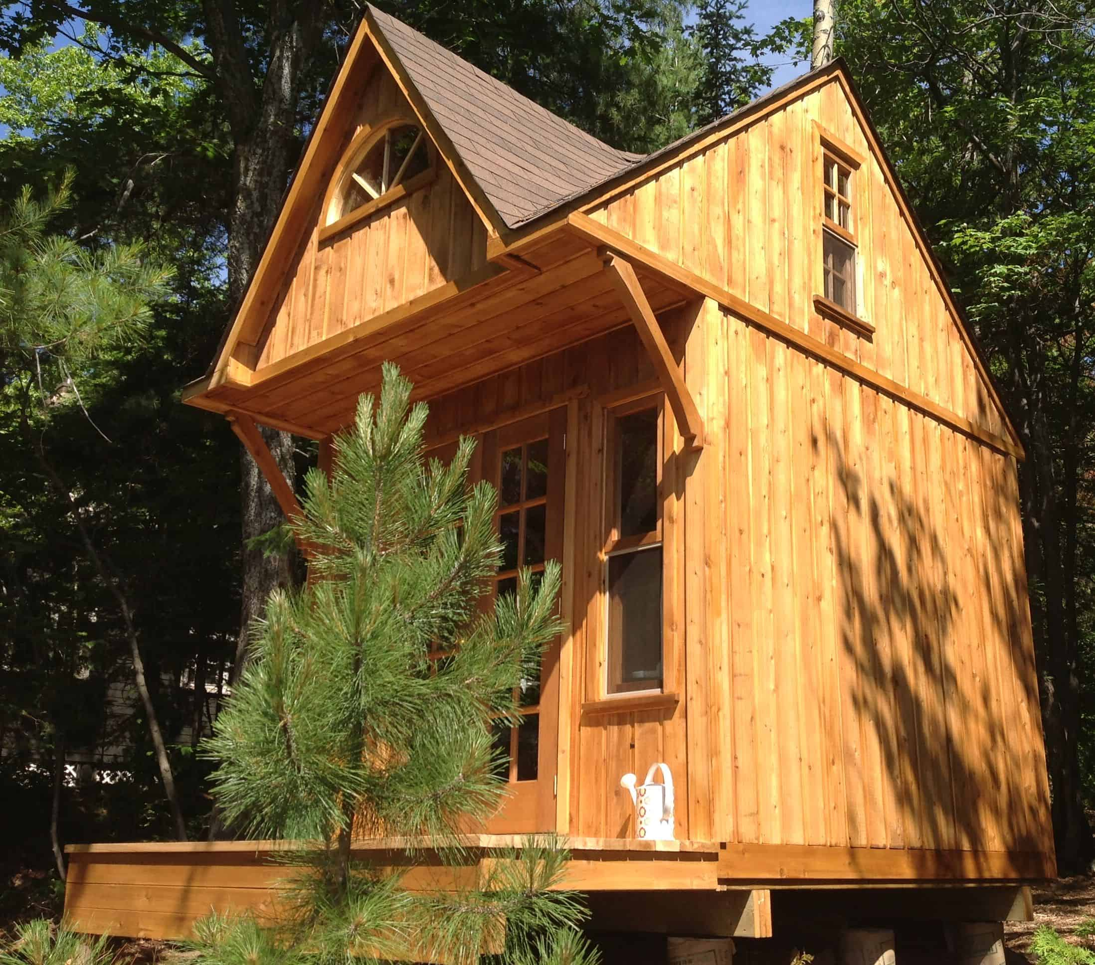 The Ultimate Bunkie - Summerwood Products