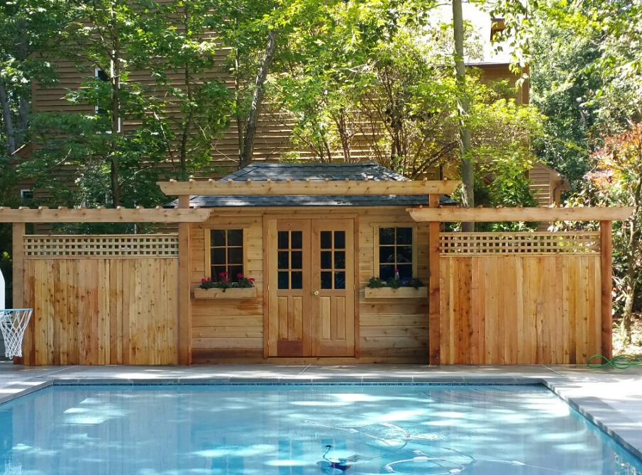 Custom Storage Shed Designs - Summerwood Products