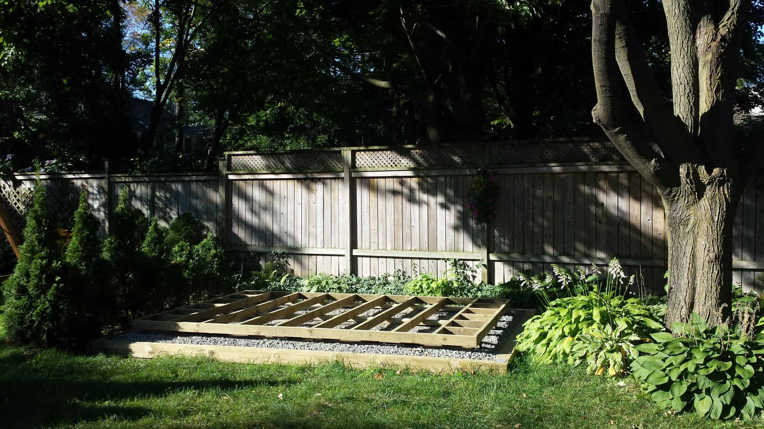 Garden Shed Locations - Summerwood Products