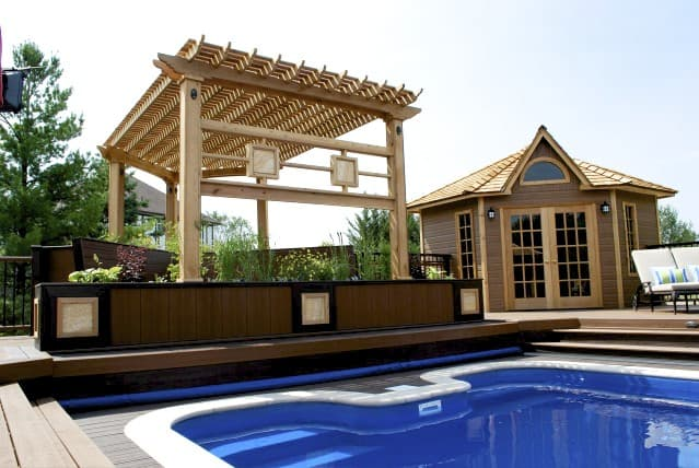 How To Design Your Perfect Pool House - Summerwood Products