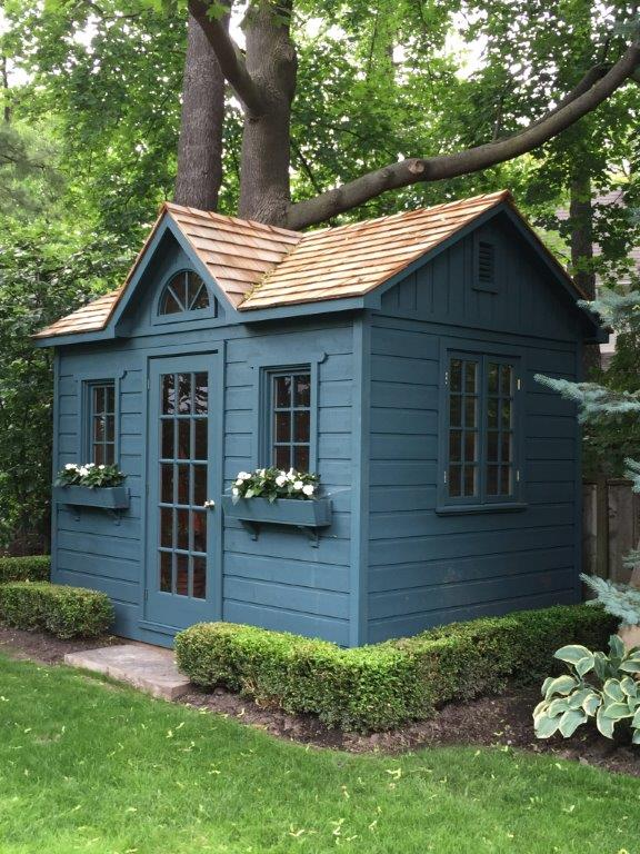 How To Paint Your Shed, Garage, or Cabin - Summerwood Products