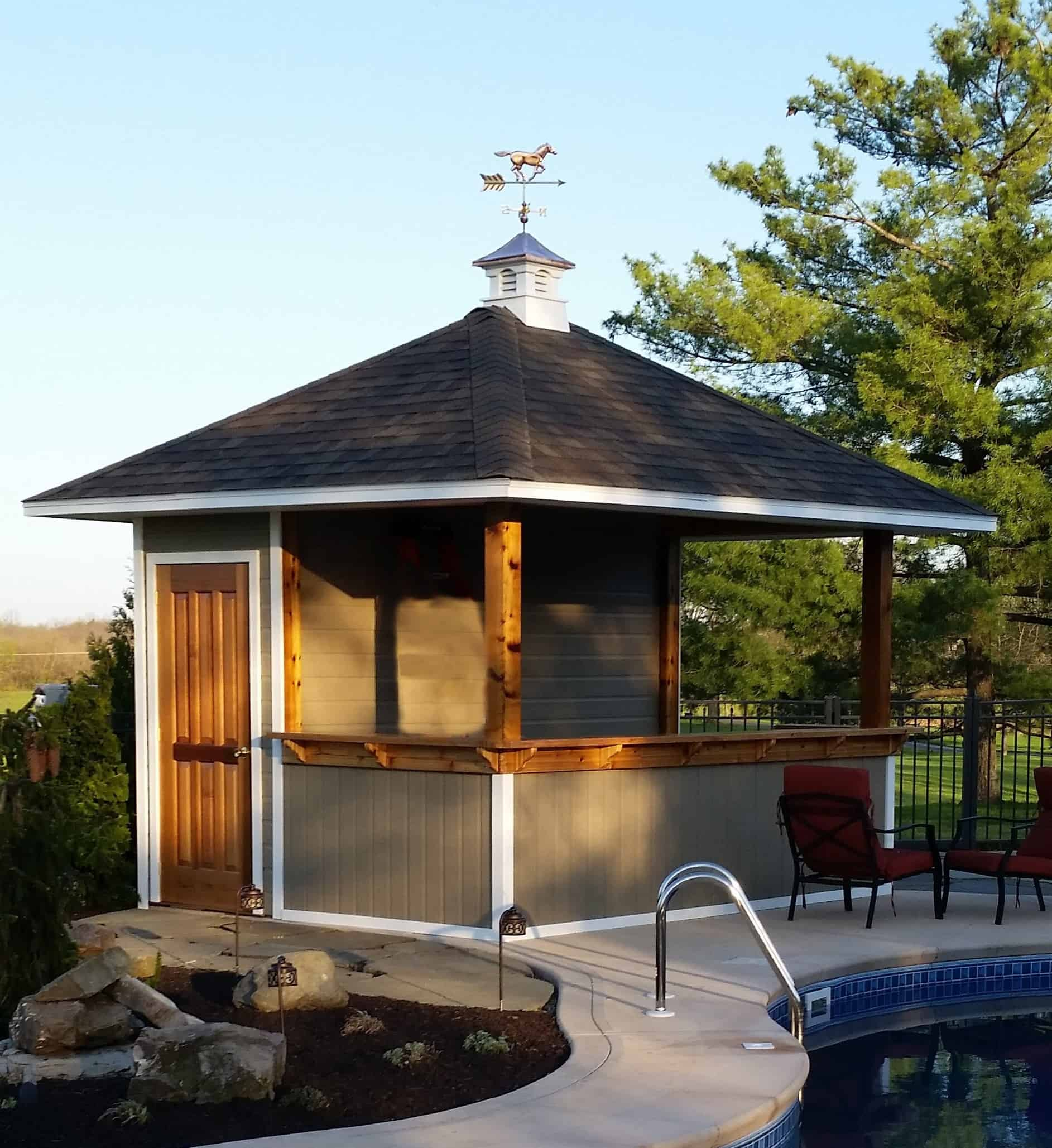 Turn Your Pool Into A Vacation-Quality Resort